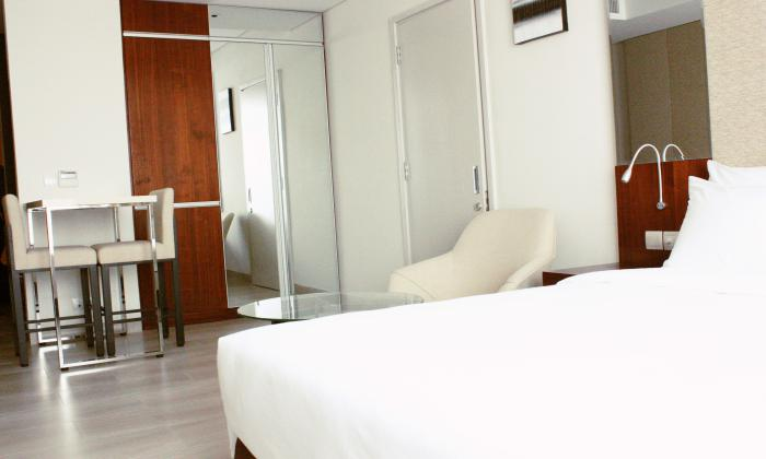 Studio Sila Urban Living For Rent in District 3 Ho Chi Minh City