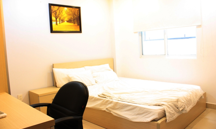 Serviced Apartment For Rent  on Hai Ba Trung St, Dist 3, HCMC