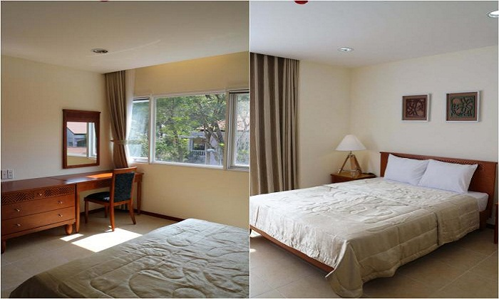Charming 2 Bedrooms Serviced Apartment For Rent, District 3, HCM City