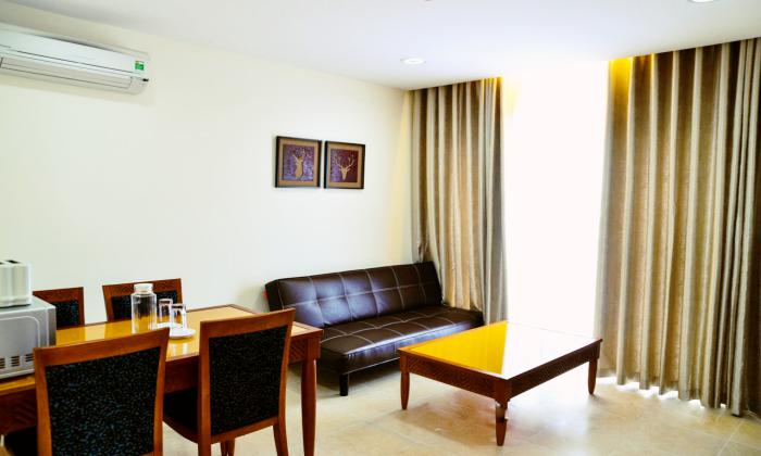 One Bedroom Thien Son Apartment, District 3, Ho Chi Minh City