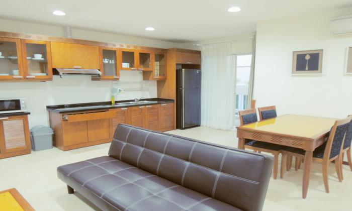 Spacious 2 Beds Serviced Apartment in District 3 HCM City