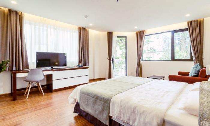 Luxury Three Oarks Serviced Apartment In District 3 Ho Chi Minh City