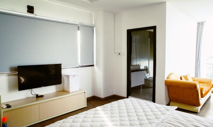 Top Floor One Bedroom Apartment River View District 3 Ho Chi Minh City