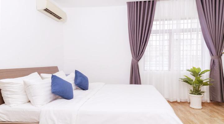 Bright Studio Serviced Apartment For Rent in Hai Ba Trung Street District 3 HCM City