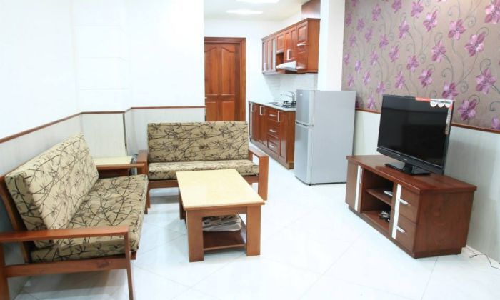 Beautifully Serviced Apartment For Rent - District 4, Ho Chi Minh City