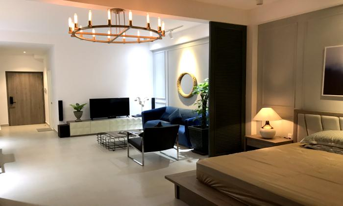 Charming Designed Studio Apartment in Khanh Hoi St District 4 Ho Chi Minh City