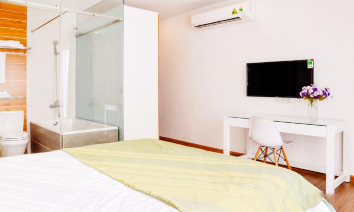 One Bedroom Serviced Apartment For Rent in District 4 Ho Chi Minh City