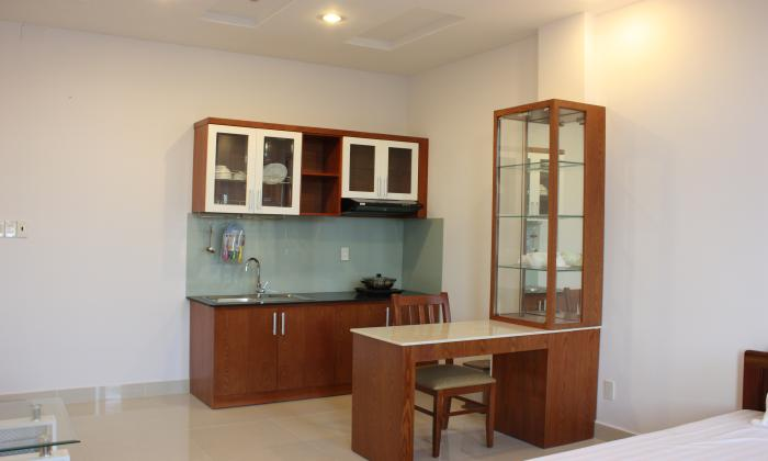 Studio Serviced Apartment For Lease in District 5 HCM City