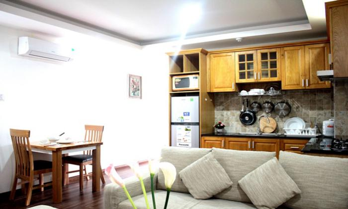 Nice Brand New One Bedroom Serviced Apartment in District 5 HCM City