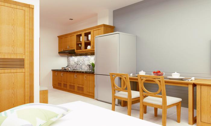 Grabrina Serviced Apartment in Phu My Hung District 7 HCMC