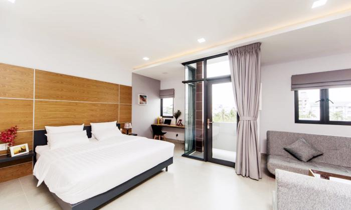 Charming Studio In Nguyen Cuu Van Street Binh Thanh District Ho Chi Minh city