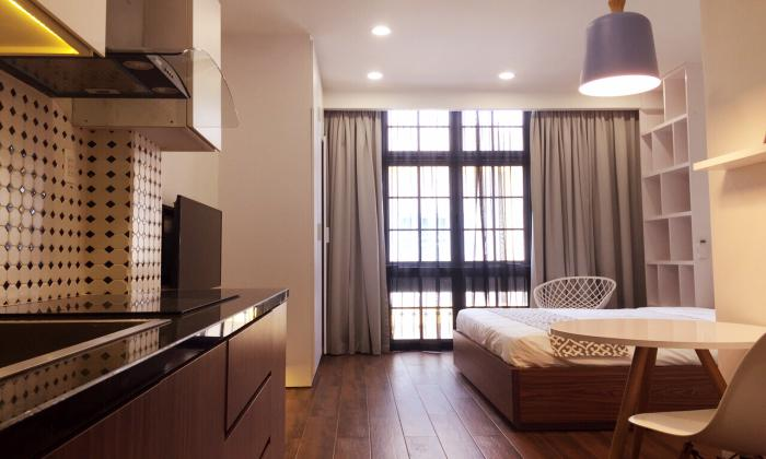 Fantastic Studio Serviced Apartment For Lease in Binh Thanh Ho Chi Minh City