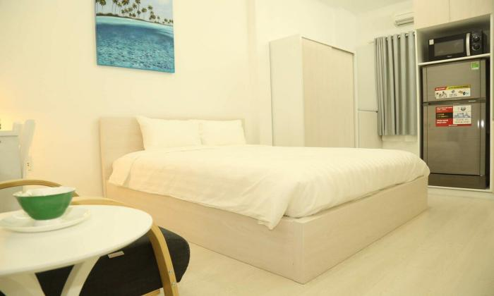 Cool  Studio Serviced Apartment For Lease in Binh Thanh District HCMC