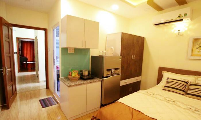 Convenient Studio Serviced Apartment in Binh Thanh District Ho Chi Minh City