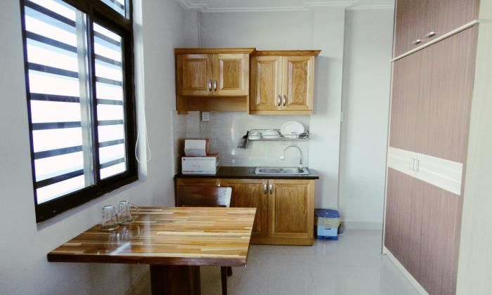 One Bedroom Apartment in Binh Thanh District, HCMC