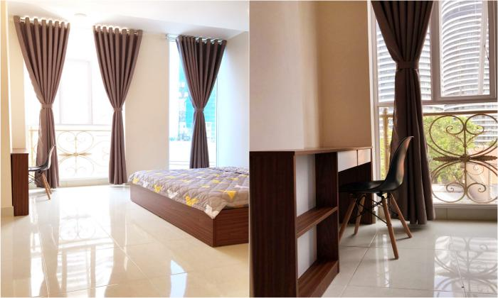 Brand New One Bedroom Serviced Apartment in Ngo Tat To Street, Binh Thanh HCMC