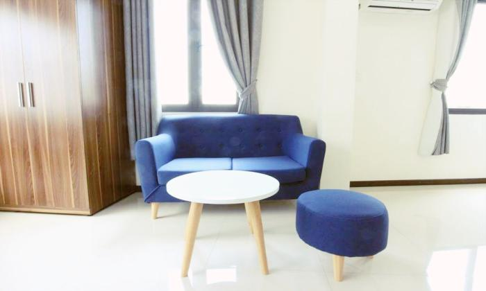 Nice Studio Serviced Apartment in Binh Thanh District Ho Chi Minh City