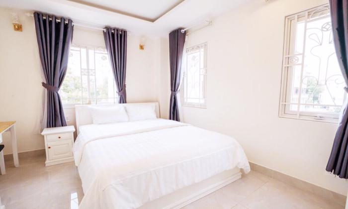 Amazing Balcony One Bedroom Apartment in Truong Sa Binh Thanh District HCMC