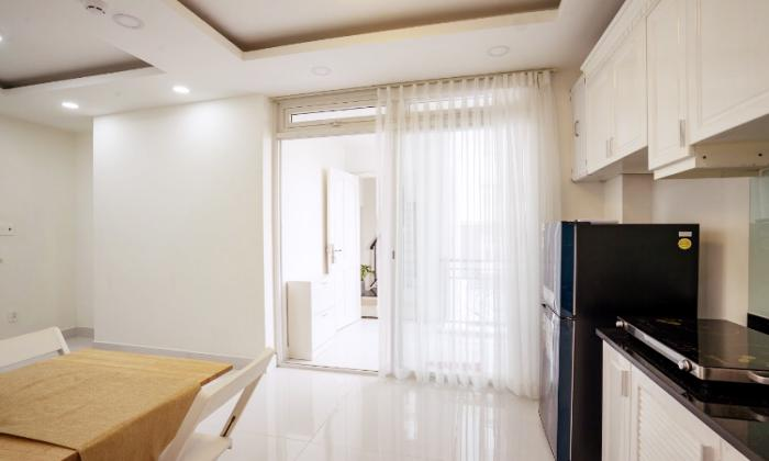 Nice One Bedroom Apartment Near River Binh Thanh District Ho Chi Minh City