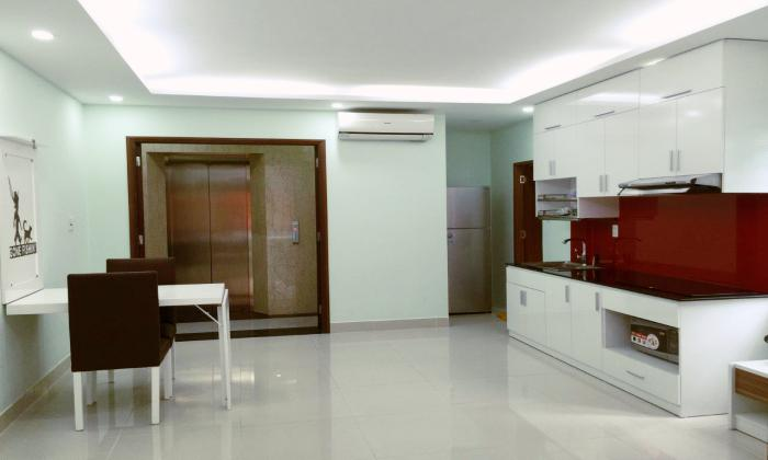 One Bedroom Serviced Apartment in Binh Thanh District, HCMC