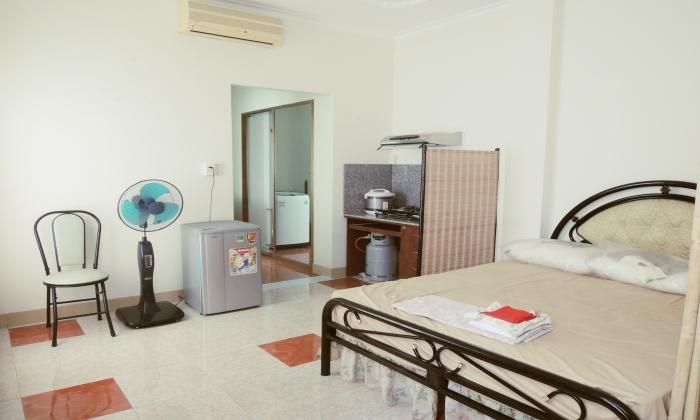 Nice Studio Serviced Apartment For Rent - Binh Thanh Dist - HCM City