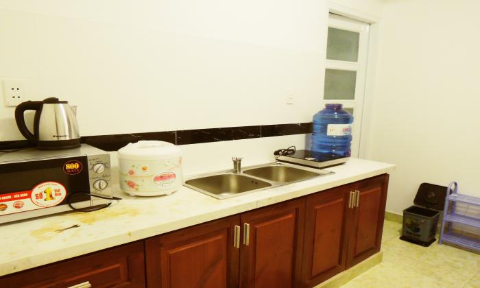 Brand New Studio Serviced Apartment in Binh Thanh, HCM City