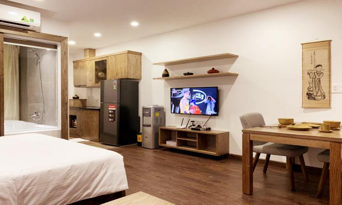 Bloom Serviced Apartment For Rent in Binh Thanh District Ho Chi Minh City