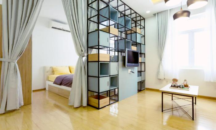 Lovely Bonbon Serviced Apartment in Pham Viet Chanh Binh Thanh HCM