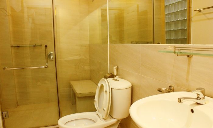 Beautifully Two Bedrooms Apartment For Rent  Binh Thanh Dist, Ho Chi Minh City