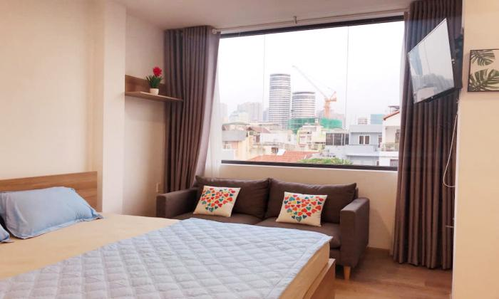Nice Eclipse Serviced Apartment For Rent in Binh Thanh District Ho Chi Minh City
