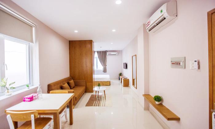 New Studio Apartment on Riverside Binh Thanh District Ho Chi Minh City
