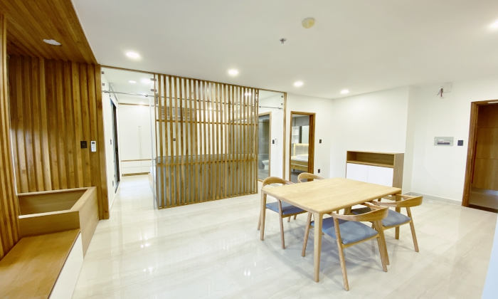 Spacious One Bedroom Green House Apartment in Pham Viet Chanh St Binh Thanh HCMC