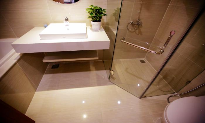 Luxury Two Bedroom Garden Hill Serviced Apartment For Rent in Binh Thanh District HCMC