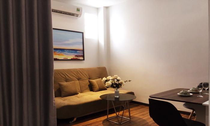 Amazing Studio Serviced Apartment in Nguyen Cuu Van Binh Thanh District HCMC