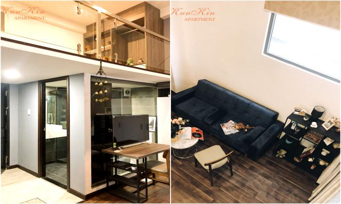 Stunning Loft Serviced Apartment For Rent in Binh Thanh District Ho Chi Minh City