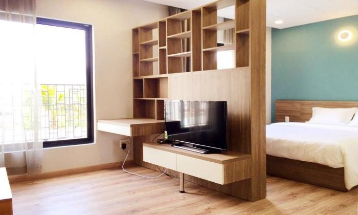 Cool Japanese Style La Regatta Serviced Apartment in Binh Thanh District HCMC