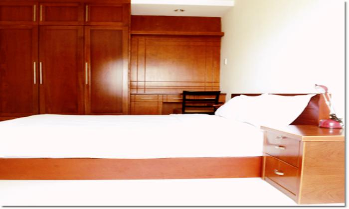 Nice Two  Bedroom Serviced Apartment For Rent in Binh Thanh District HCMC