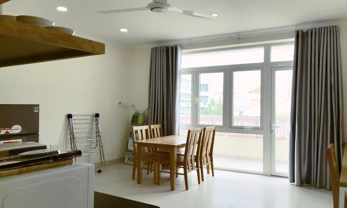 Fully Furnished One Bedroom  MAC Serviced Apartment in Binh Thanh Street HCMC