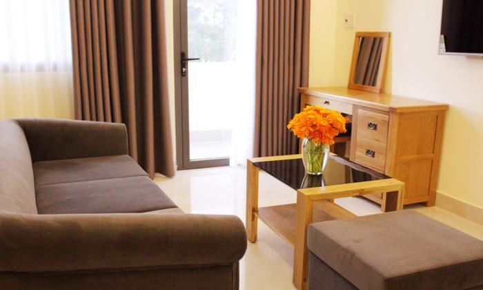 Studio MAC Serviced Apartment For Lease in Binh Thanh District HCM City