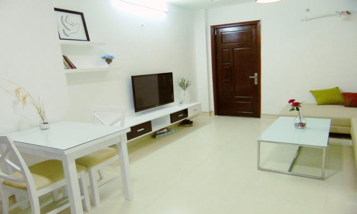 Nice One Bedroom Serviced Apartment in Binh Thanh District HCMC