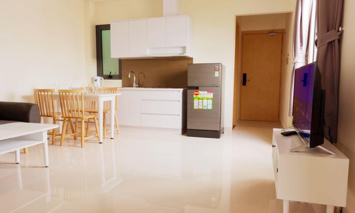 One Bedroom Serviced Apartment For Rent in Binh Thanh District Ho Chi Minh City