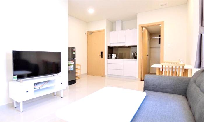 Nice And New One Bedroom Apartment in Binh Thanh District Ho Chi Minh City