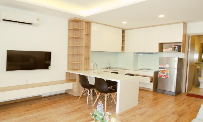 Admirable One Bedroom Serviced Apartment For Rent in Binh Thanh HCMC