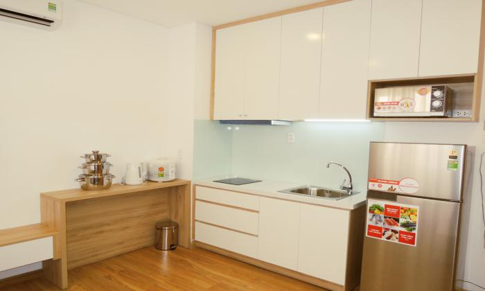 Divine One Bedroom Serviced Apartment in Binh Thanh District HCMC