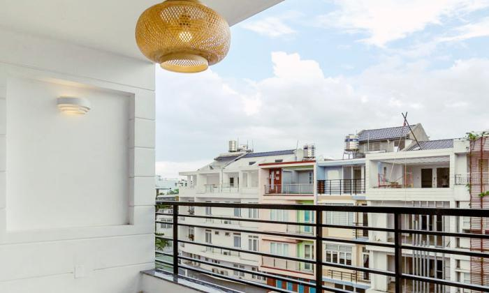 Cool Studio Serviced Apartment in Nguyen Ngoc Phuong St, Binh Thanh District