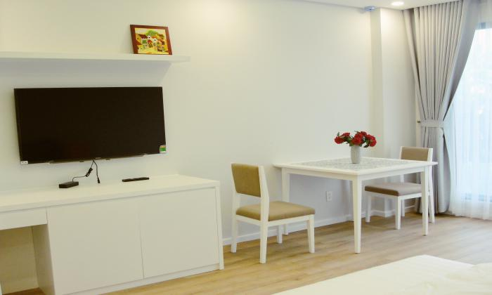 Amazing Quality One Bedroom Serviced Apartment in Binh Thanh HCMC
