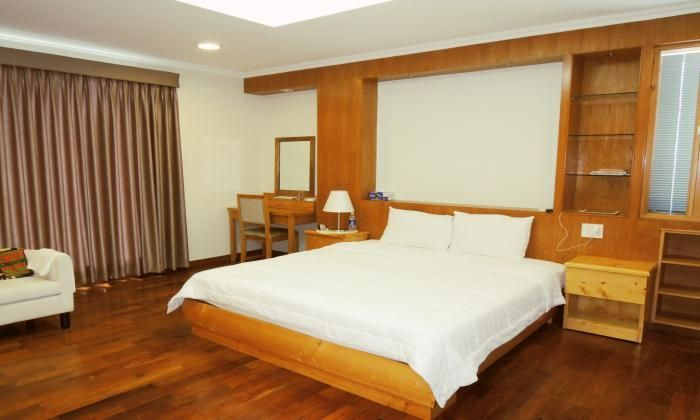 Serviced Apartment For Rent in Binh Thanh Dist, HCM City
