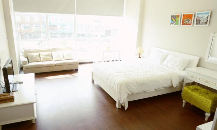 QHomes Serviced Apartment in Nguyen Huu Canh Street Binh Thanh District HCMC