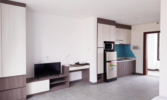 ROME Serviced Apartment For Rent in Binh Thanh District Ho Chi Minh City