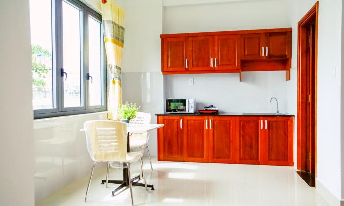 Cool One Bedroom Serviced Apartment in Phu Nhuan District HCMC